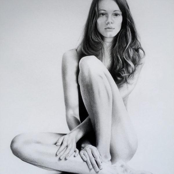 Nude 1 Sketch